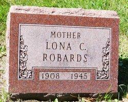 Lona Cora <I>Gephart</I> Robards