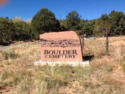 Boulder Cemetery