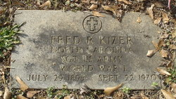 Fred Roy Kizer