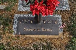 Sandra Gail <I>Stull</I> Daniel