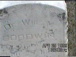 Dr William Miles Goodwin