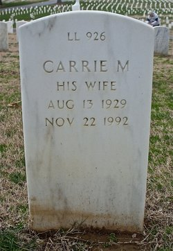 Carrie M Caldwell