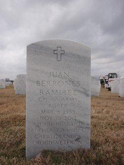 Juan Berrones Ramirez