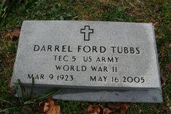 Darrel Ford Tubbs
