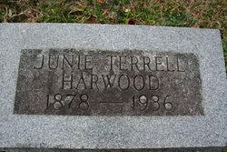 June Terrell Harwood