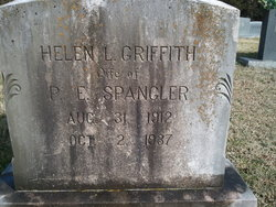 Helen L Griffith