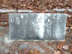 Robert Lee Bowers
