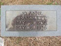 Jo Anne Anne Bramblett