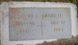 Bert Lee Arnold