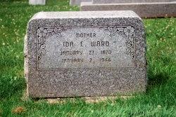 Ida Elizabeth <I>McGough</I> Ward