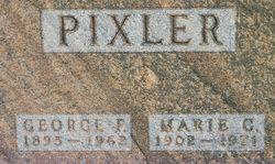 George Frye Pixler