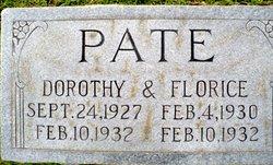 Dorothy Pate