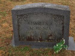 Charles F McKinney