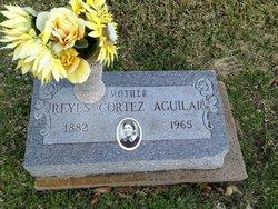 Maria Reyes <I>Cortez</I> Aguilar