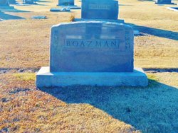 Mary Elizabeth <I>Jones</I> Boazman