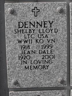 LTC Shelby Lloyd Denney