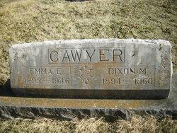 Emma E. <I>Martin</I> Cawyer