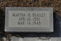 Martha <I>Hutcheson</I> Beasley