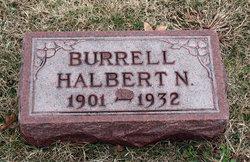 Halbert H Burrell