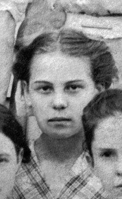 Irene Vivian <I>Bosley</I> Orme