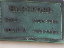 Lucia <I>Franco</I> Hartford