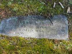 Harry Bertram Lewis