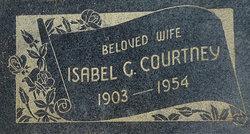 Isabel Gwendolyn <I>Grant</I> Courtney