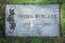 Thora <I>Rasmussen</I> Burgess