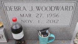 "Debra J ""Deby"" <I>Woodward</I> Burkhalter"