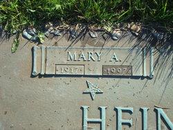 Mary A. <I>Beal</I> Heinnickel