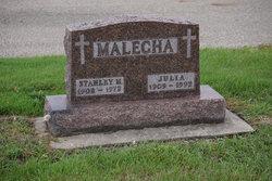 Stanley M Malecha