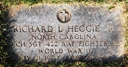 TSGT Richard Lewis Heggie Jr.
