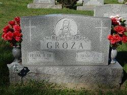 Frank J Groza, Sr