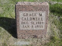 Grace Maye <I>Warren</I> Caldwell