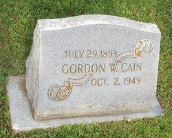 Gordon W Cain