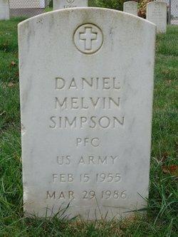 Daniel Melvin Simpson