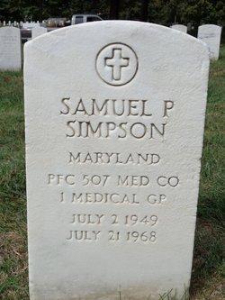 Samuel P Simpson