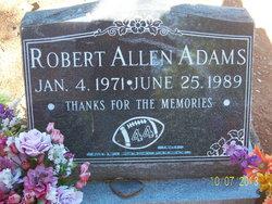 Robert Allen Adams