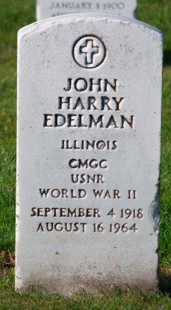 John Harry Edelman
