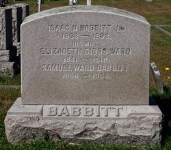 Elizabeth Gibbs <I>Ward</I> Babbitt