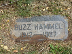 "Lawrence Fredrick ""Buzz"" Hammel, Jr"