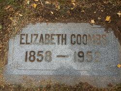 Elizabeth <I>Conover</I> Coombs