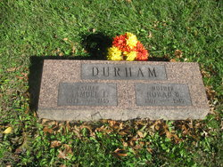 Norah Bell <I>Durham</I> Durham