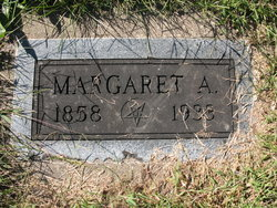 Margaret A. <I>Pearce</I> Black