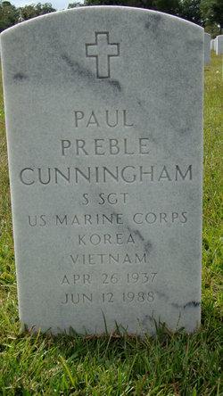 Paul Preble Cunningham, Jr