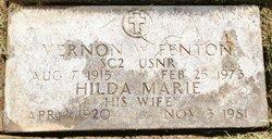 Vernon William Fenton