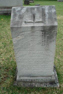 John R Maitland