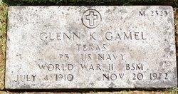 Glenn K Gamel