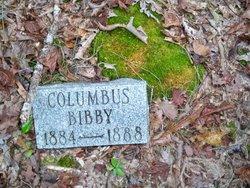 Columbus Bibby