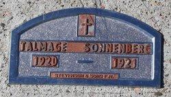 Talmage William Sonnenberg